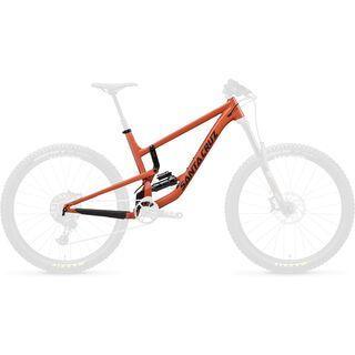 Santa Cruz Nomad AL Frameset 2019, orange/carbon