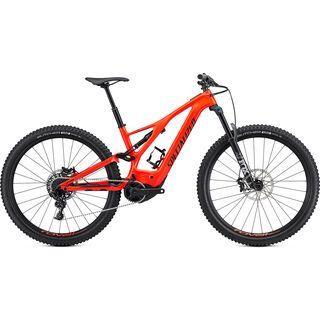 *** 2. Wahl *** Specialized Turbo Levo FSR Comp Carbon 2019, rocket red/black - E-Bike | Größe L // 45,5 cm
