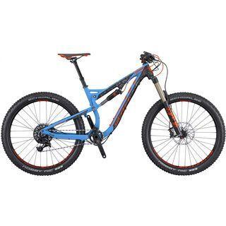 Scott Genius LT 720 Plus 2016, blue/black/red - Mountainbike