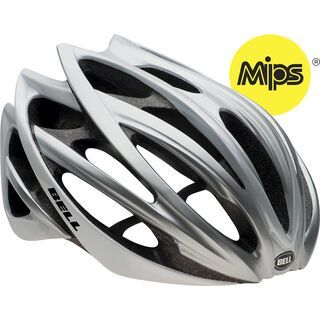 Bell Gage MIPS, white ombre - Fahrradhelm
