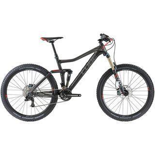 Cube Stereo 160 Super HPC Race 27.5 2014, blackline - Mountainbike