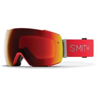 Smith I/O Mag inkl. WS, rise/Lens: cp sun red mir - Skibrille