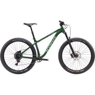 Kona Big Honzo DL 2017, green - Mountainbike