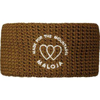 Maloja FuorclaM., walnut - Stirnband