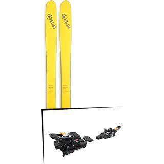 Set: DPS Skis Wailer 112 2017 + Fritschi Tecton 12 (1963320)