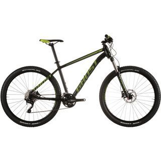Ghost Kato 5 2015, black/green/blue - Mountainbike