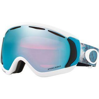 Oakley Canopy Prizm, tranquil flurry sea/Lens: prizm sapphire iridium - Skibrille