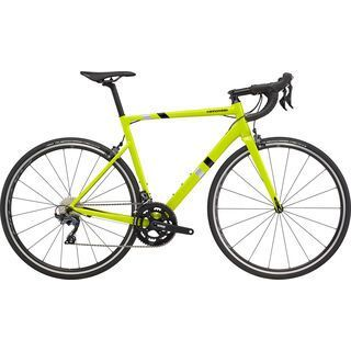 Cannondale CAAD13 Ultegra 2020, nuclear yellow - Rennrad
