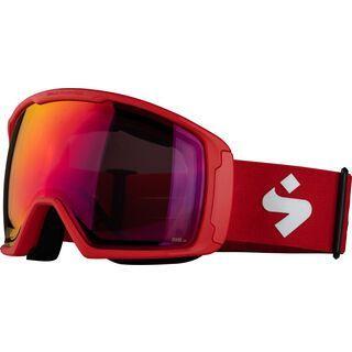 Sweet Protection Clockwork WC MAX RIG Reflect BLI - RIG Bixbite matte fiery red