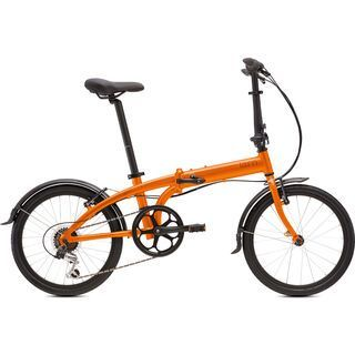 Tern Link B7 2018, orange/dark orange - Faltrad