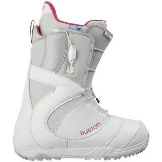 Burton Mint, White/Gray/Pink - Snowboardschuhe
