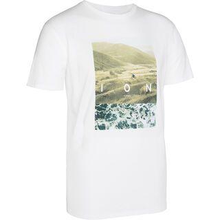 ION Tee SS Bike, white - T-Shirt