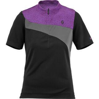 Scott Shirt Womens Sky s/sl, lavender - Radtrikot
