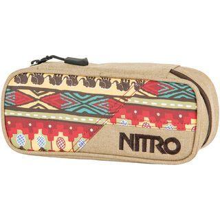 Nitro Pencil Case, safari