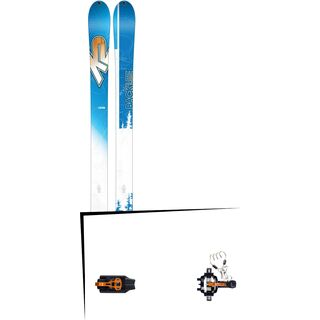 Set: K2 SKI Backlite 74 2017 + Atomic Backland Tour (1681269)