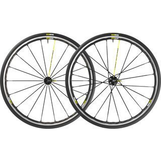 Mavic Ksyrium Pro SL, black - Laufradsatz