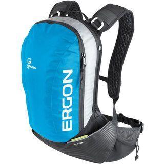 Ergon BX2, grey/blue - Fahrradrucksack