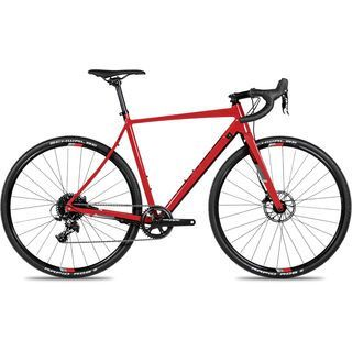Norco Threshold A Apex 1 2018, red/black - Crossrad