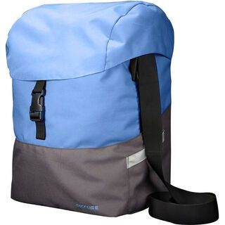 Racktime Mare, blue/grey - Fahrradtasche