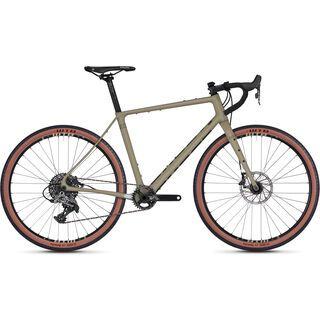 Ghost Endless Road Rage 8.7 LC 2020, tan/gray - Gravelbike
