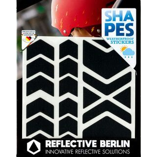 Tex-Lock Reflective Sticker Chevron - Aufkleber