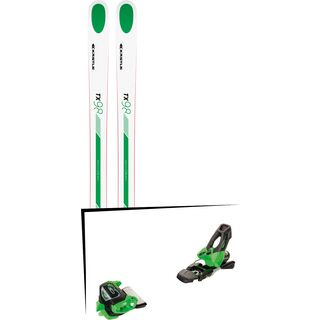 Set: Kästle TX98 2019 + Tyrolia Attack² 11 GW green
