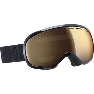 Scott Off-Grid, black/Lens: light sensitive bronze chrome - Skibrille