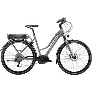 Cannondale Mavaro Performance 3 Women 2016, charcoal grey - E-Bike