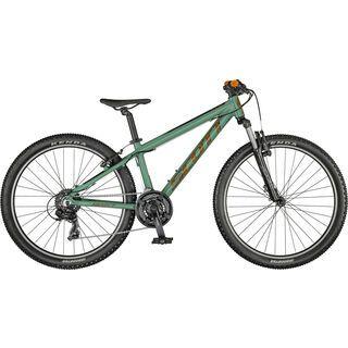 Scott Roxter 26 green black/fury orange 2021