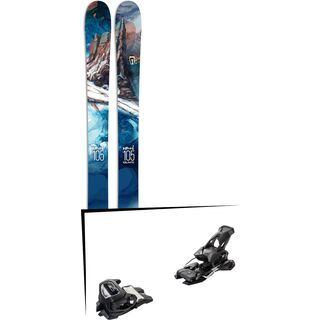 Set: Icelantic Nomad 2017 + Tyrolia Attack² 14 AT (2020406)