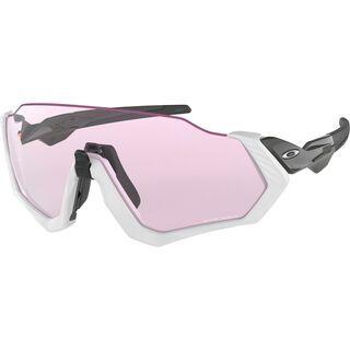 Oakley Flight Jacket Prizm, carbon/Lens: prizm low light - Sportbrille