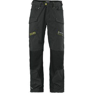 Scott Factory Team Support Pants, black/lime green - Hose