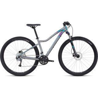 Specialized Jett Sport 29 2016, grey/fuschia/turquoise - Mountainbike