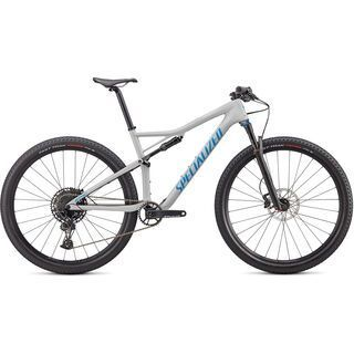 Specialized Epic Comp Carbon 2020, pearl/blue - Mountainbike