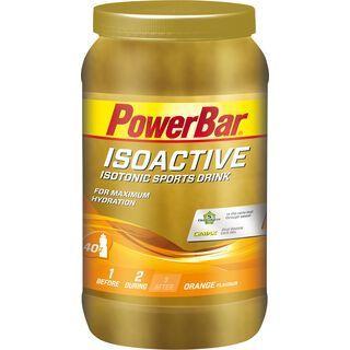PowerBar Isoactive - Orange 1320 g - Getränkepulver