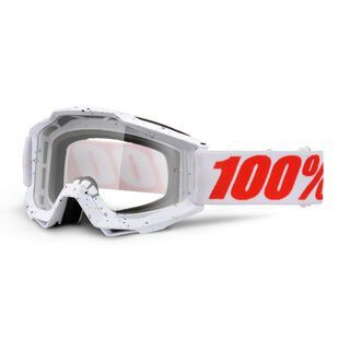 100% Accuri, skylar white/Lens: clear - MX Brille