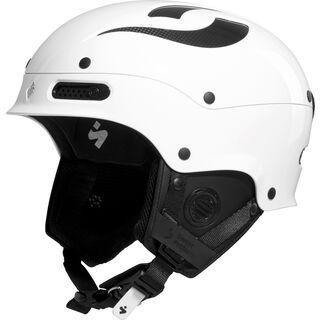 Sweet Protection Trooper II, gloss white - Skihelm