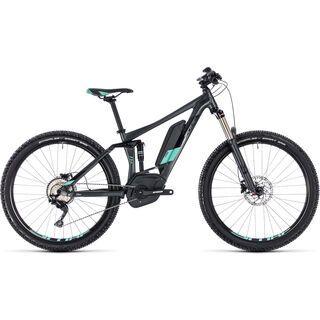 Cube Sting Hybrid 120 Race 500 27.5 2018, iridium´n´mint - E-Bike