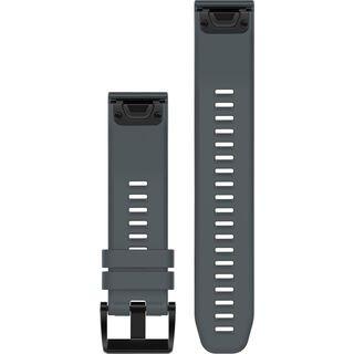 Garmin QuickFit Armband Silikon, granit - Zubehör