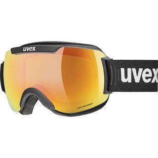 uvex downhill 2000 CV, black mat/Lens: mirror orange - Skibrille