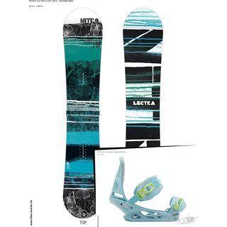 Set: Nitro Lectra Echo  + Burton Scribe (494042S)