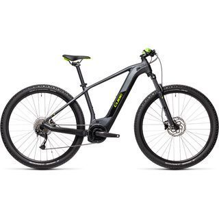Cube Reaction Hybrid Performance 500 29 2021, iridium´n´green - E-Bike