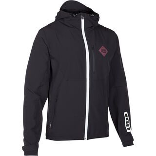 ION Softshell Jacket Carve, black - Radjacke
