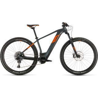 Cube Reaction Hybrid SL 29 2020, grey´n´orange - E-Bike