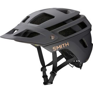 *** 2. Wahl *** Smith Forefront 2 MIPS, matte gravy - Fahrradhelm | Größe M // 55-59 cm