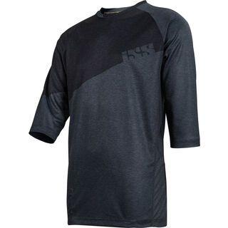 IXS Vibe 6.1 BC 3/4 Jersey, graphite black - Radtrikot