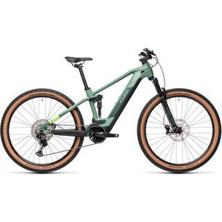 Cube Stereo Hybrid 120 Race 625 29 green´n´sharpgreen 2021