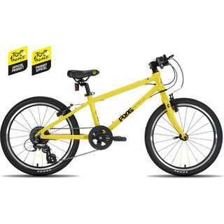 Frog Bikes Frog 55 Tour de France yellow 2021