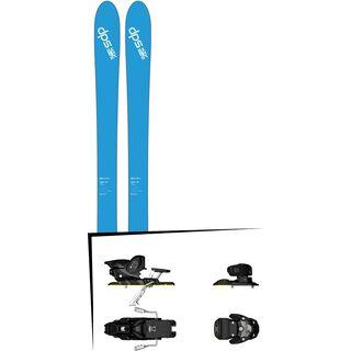 Set: DPS Skis Wailer 106 2017 + Salomon Warden MNC 13 (1540104)