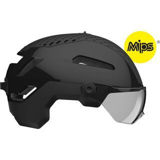 Bell Annex Shield MIPS, gloss black - Fahrradhelm